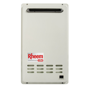 Rheem Commercial Continuous Flow - 27L External
